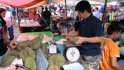 每颗榴莲树上有300个榴莲,为何还卖这么贵?网友:太现实了