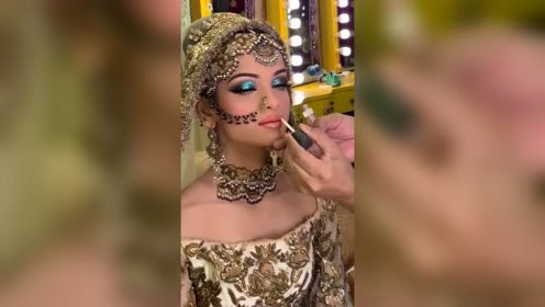 印度混血公主,有一种诱人的异域之美!