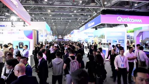 2019中国移动全球合作伙伴大会在广州圆满召开