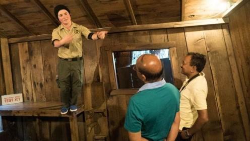 """最""""神秘""""的房屋,在里面得倾斜行走,牛顿:这我管不了"""