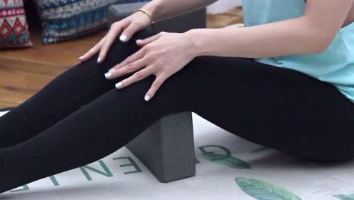 腰间盘突出者还可以练瑜伽吗?美女老师讲解正确姿势