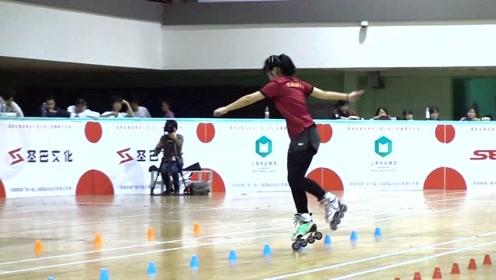 2019SSO上海国际公开赛 青女花式对抗决赛
