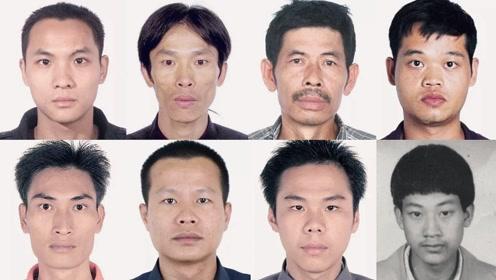广西25名逃犯名单曝光!警方公布逃犯照片 重金悬赏缉捕