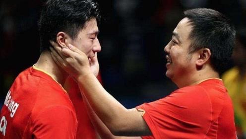 马龙连续输球原因曝光,刘国梁赛后总结一个字没提,网友感动