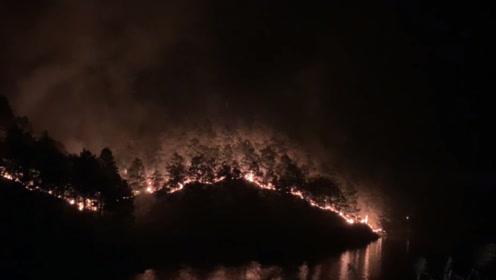 广东佛山山火持续近40小时:2585人奋力扑救,全力堵截火势蔓延