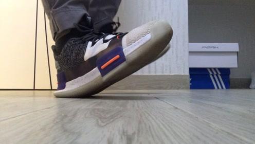 球鞋分享:最软!这么舒服的态极球鞋不考虑一下吗?