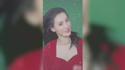 张柏芝用口红化全妆,模样依旧美艳,网友:梦回香港90年代