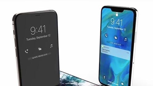 iPhone 12曝光!机身进行7大升级,网友:颜值最高的苹果手机