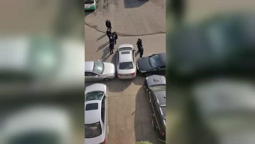 停车的是人才,开车的是高手!