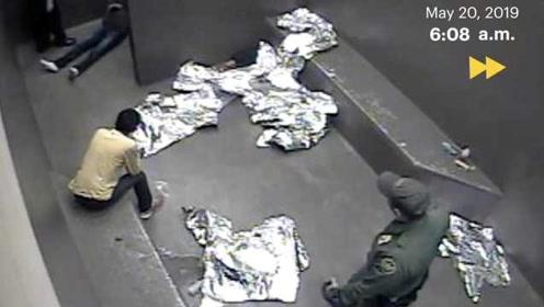 16岁移民少年美国拘留所蹊跷死亡,监控曝光却缺失关键一段