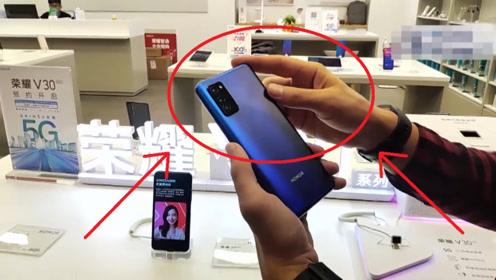 荣耀V30正式登陆海外市场,麒麟990 5G版备受欢迎,老外都爱不释手