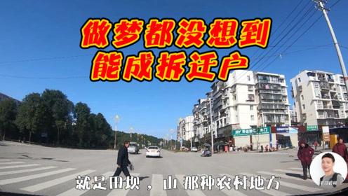 四川射洪成市后,乡镇路都在修,城市也在大整,变化太大了!