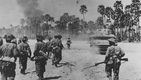 英国二战中的耻辱之战,被看不起的日本人,用自行车攻下了新加坡