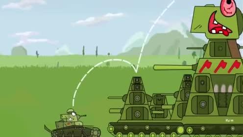 坦克世界:这个小坦克你竟然用大炮了!