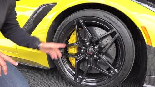 外媒点评2019 款Corvette ZR1的轮圈