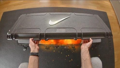 """世界上""""最炫酷""""的跑鞋,打开箱子的那一刻,太惊艳了!"""