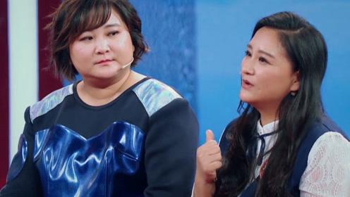 王牌对王牌:贾玲的姐姐真宠她,为了她放弃了很多