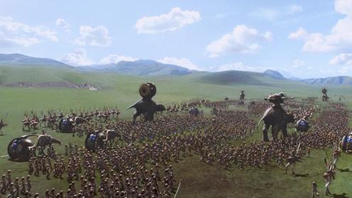 星球大战前传:冈根大军征战机械军团,这才叫史诗级大场面!