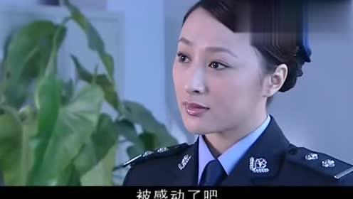 影视:女囚犯有困难,女警安慰全力帮助,令人感动!1