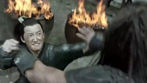 《庆余年》滕梓荆和范闲大战程巨树,刺客打战士,根本打不动!