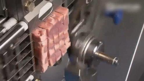 一组先进的自动化食品加工生产线,看着真过瘾!
