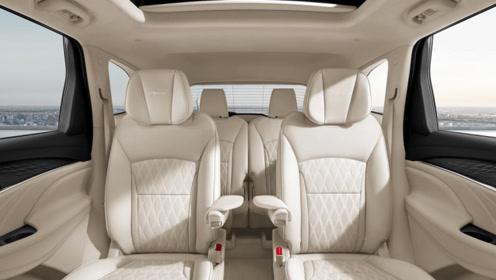 二胎家用SUV就选它!车长4981mm,6座独立座椅,四驱独立悬架