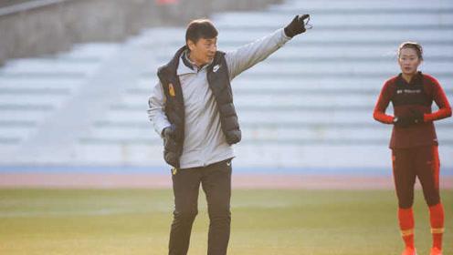 女足东亚杯,主帅贾秀全:为共同提高亚洲女足努力