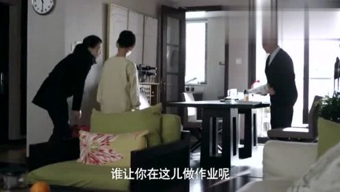 守婚:婆婆为了让蒋欣撤案,没想到竟劝小两口尽快离婚,真自私
