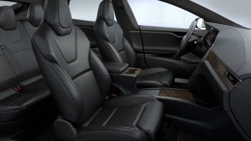 更薄更舒适 特斯拉优化Model S前排座椅