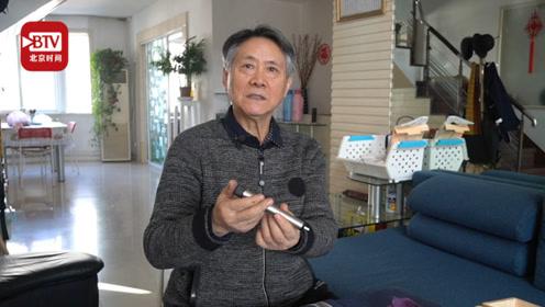 强!七旬老人怕打针 自制胰岛素注射器获专利证书