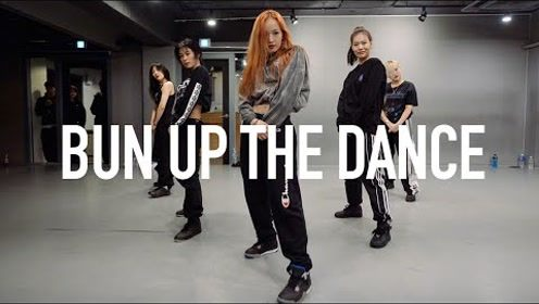 Yeji Kim最新编舞Bun Up the Dance
