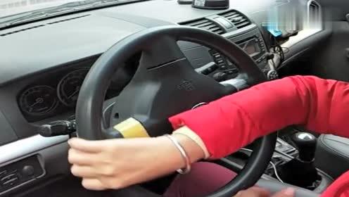 驾考知识:新手第一天学车该做的事,你练车也是这样吗?车友速进