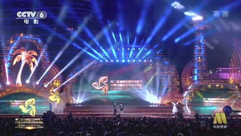马苏、于荣光海南电影节颁发最佳技术奖,恭喜《白蛇传·情》获奖