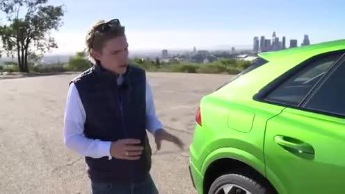 轮毂轮胎展示,全新一代奥迪RS Q8测试