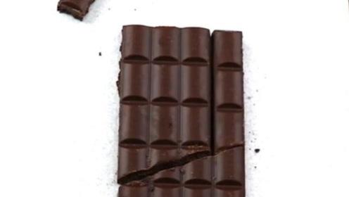 号称永远都吃不完的巧克力,到底是什么原理?你知道答案吗?