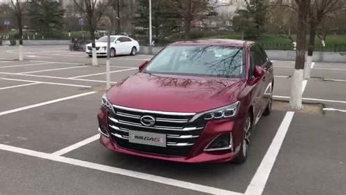 新车抢鲜看:广汽传祺GA6外观,全新家族化设计更传统
