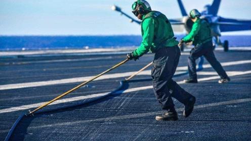 150万美元一根的绳子,全球3国能造 3秒战机由时速300公里减速为零