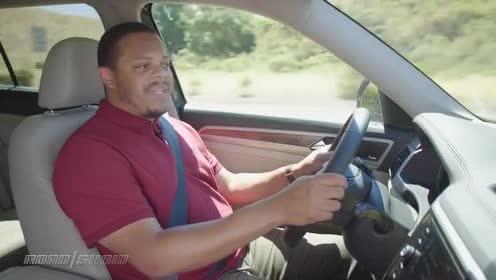 海外道路驾驶评测,2019款 大众 Atlas