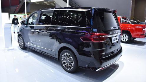 除了GL8还可以选它,车长5198mm,内饰精致豪华,售18.68万起