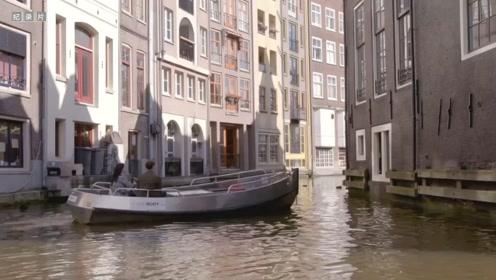 沼泽地变身宜居水上城市,确实是了不起的创意和设计!