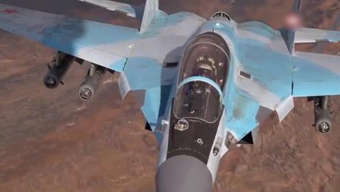 航拍米格-35珍贵视频曝光 载弹多少清晰可见 亮出肌肉震慑宵小
