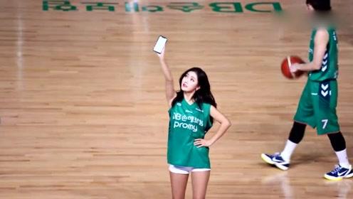 都是女神!韩国啦啦队美女中场热舞,快来看看你喜欢哪一个!