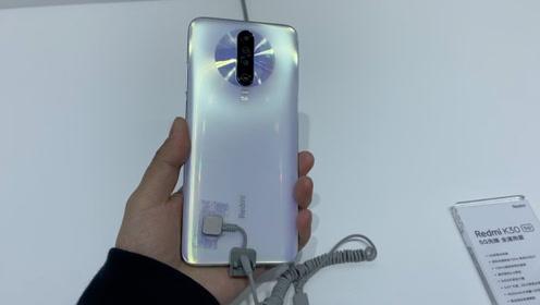 红米30 5G版上手:除了真香更重要的意义是5G手机售价被拉到1999