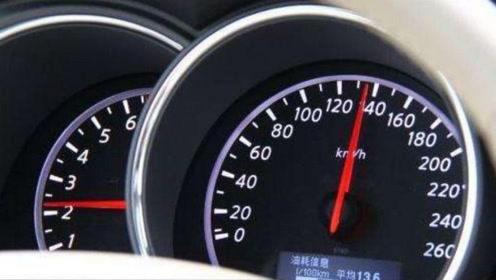 汽车开到120Km/h,发动机转速是多少?国产车和日系车差距还真不小