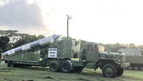 """印度""""布拉莫斯""""导弹终于卖出去了,买家是南海边的这个国家"""