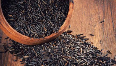 世界上最长的大米 通体黑色 有800年历史却鲜为人知