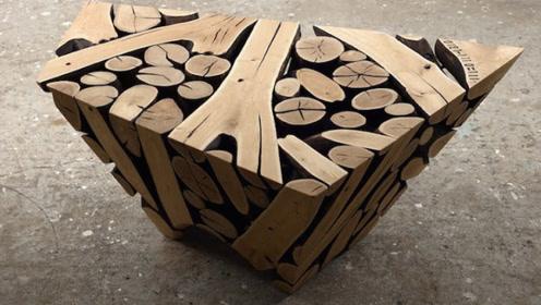 废材变艺术!韩国50岁艺术家,用废料做出惊人艺术品,却遭网友疯狂吐槽!