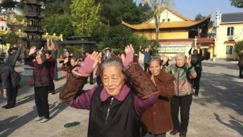 中国首个寺庙养老院,免费对老人开放,但入住必须满足这2个条件