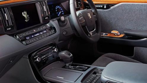 """丰田""""顶级豪车""""颜值媲美劳斯莱斯,发动机开不坏,国产后必大卖"""