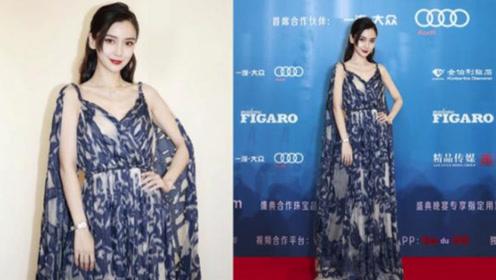 杨颖被曝没有参加活动却P了红毯秀 遭网友吐槽不愧是抠图女王